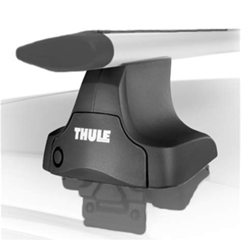 Thule 480r Traverse Aeroblade Roof Rack by Thule Chevrolet Cruze 4 Door 2011 2012 2013 2014