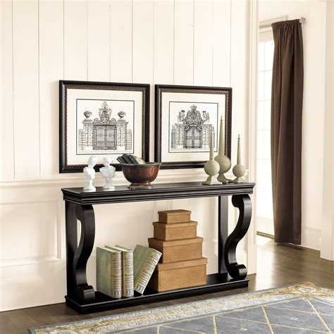 how to decorate a table how to decorate an entryway table stabbedinback foyer