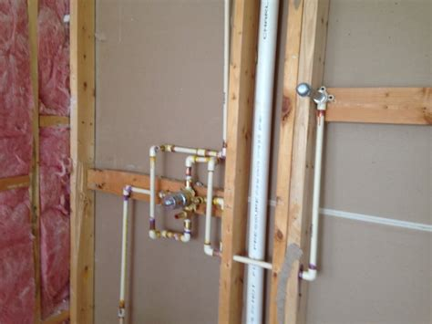 Copper To Plastic Plumbing by Bends And Pvc Vs Copper Terry Plumbing Remodel
