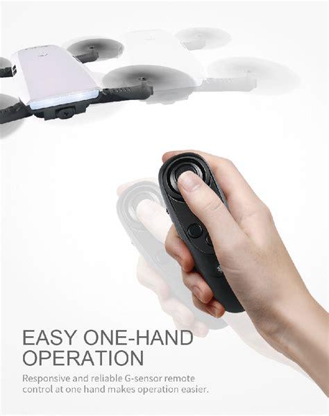 Dijamin Eachine E56 720p Wifi Fpv Selfie Drone Dji Spark Killer eachine e56 720p wifi fpv selfie drone with gravity sensor