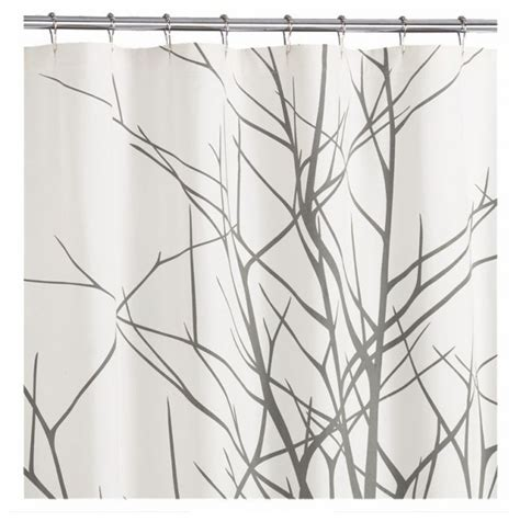 Cb2 Shower Curtain by 2 Arbor Shower Curtain And Hair Rug Gift Set