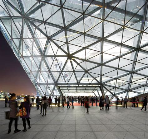 Guangzhou Opera House by Guangzhou Opera House By Zaha Hadid Architects