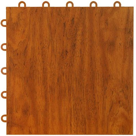 12x12 Rug Clearance by Shop Greatmats Maxtile 26 Pack 12 In X 12 In Cherry