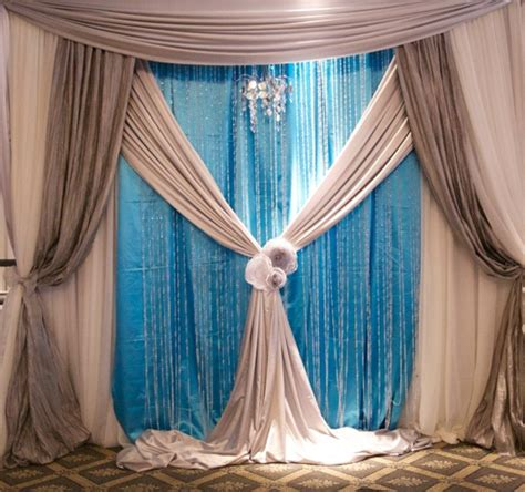 draping tutorial draping creating the perfect head table backdrop triad