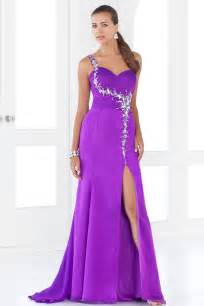 cheap purple prom dresses alluring gown