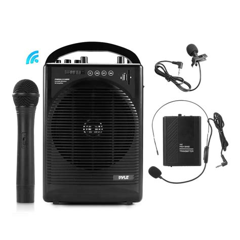 Kit Power Karaoke Mp3 Subwoofer Dms 1500 Bluetooth pyle pwma1216bm home and office pa loudspeakers cabinet speakers sound and recording