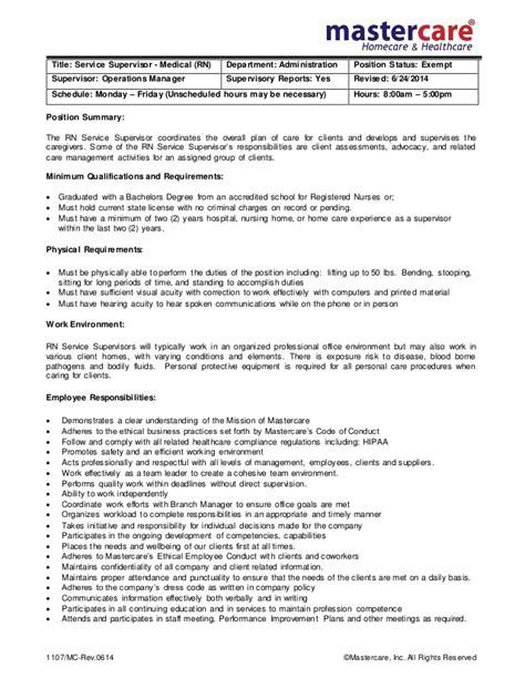 Ziprecruiter Resume Format Pca Description Shift Leader Description Sle
