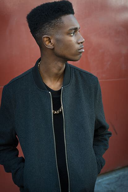 top  latest hairstyles  black men
