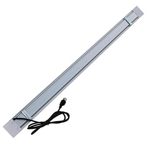 Ledwholesalers 4 Ft Aluminum Led Utility Shop Light With