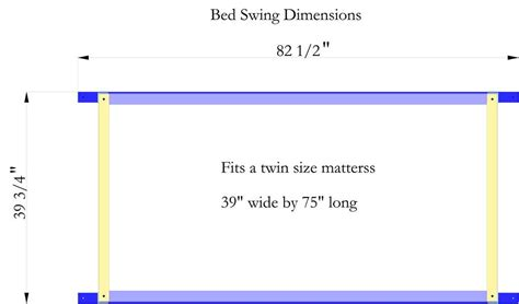 porch swing bed dimensions the somerset farm the porch companythe porch company