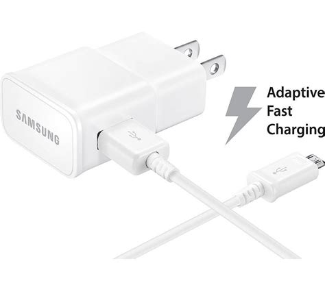 Kepala Charger Samsung 2a Fast Charging samsung adaptive fast wall charger 2a with micro usb at mobilecityonline