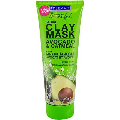 Nats Oatclay Mask worth it freeman avocado and oatmeal clay mask 187 skeptic