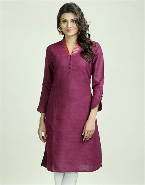 kurti pattern top latest women best kurti designs collection for winter by