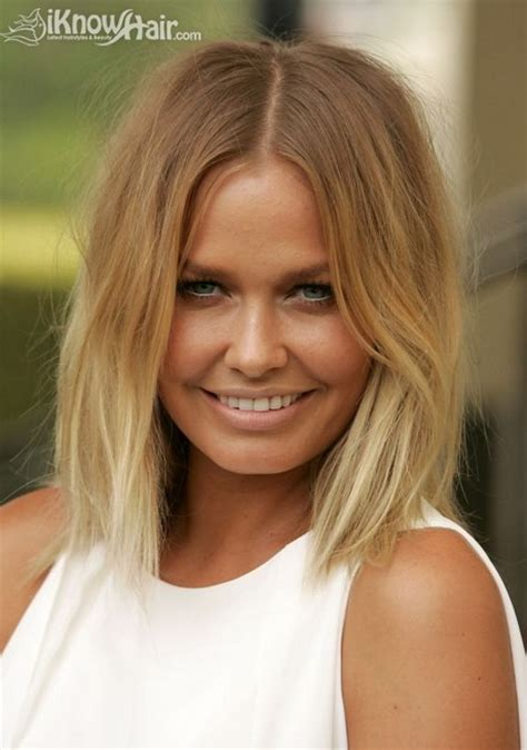 modern shoulder length hairstyles modern medium length haircuts
