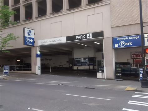 24 Hour Parking Garage by Olympic Garage Parking In Seattle Parkme