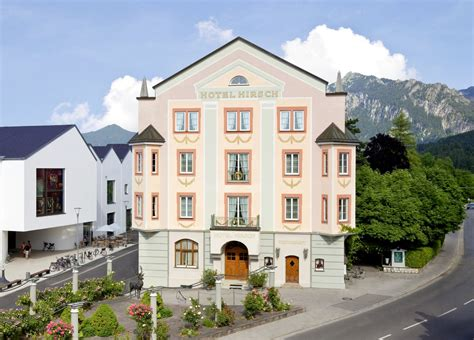 hirsch inn hotel hirsch in 87629 f 252 ssen alemanha