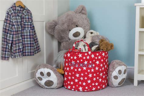 kiddiewinkles childrens toy storage basket large multi