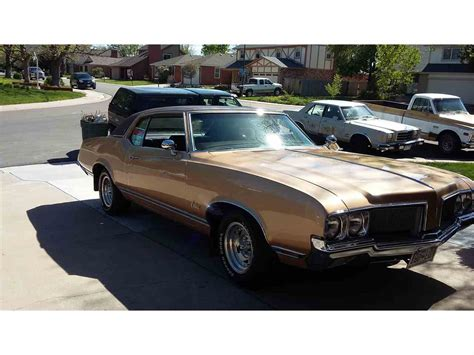 cutlass supreme 1970 oldsmobile cutlass supreme for sale classiccars