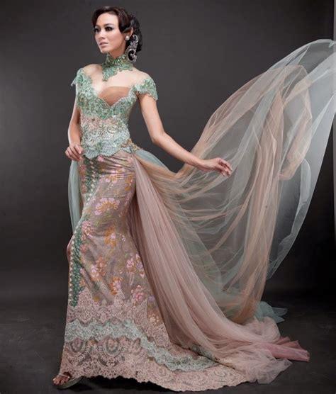 Kebaya Tile Payet Ba 001 kumpulan foto model baju kebaya pengantin modern 2015