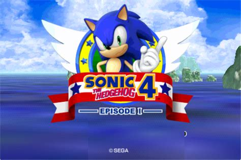sonic 4 apk time killer sonic4 the hedgehog