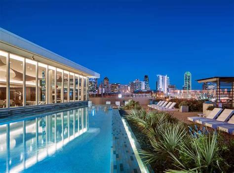 design district apartment dallas top 10 dallas apartment pools to see and be seen this summer