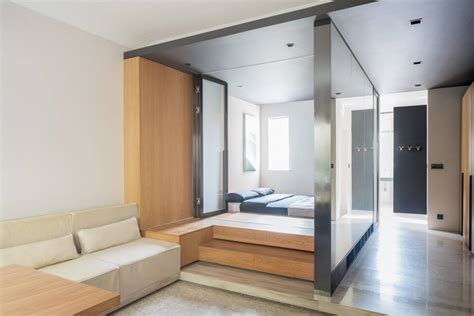 small studio living apartment offers best of one bedroom and studio living