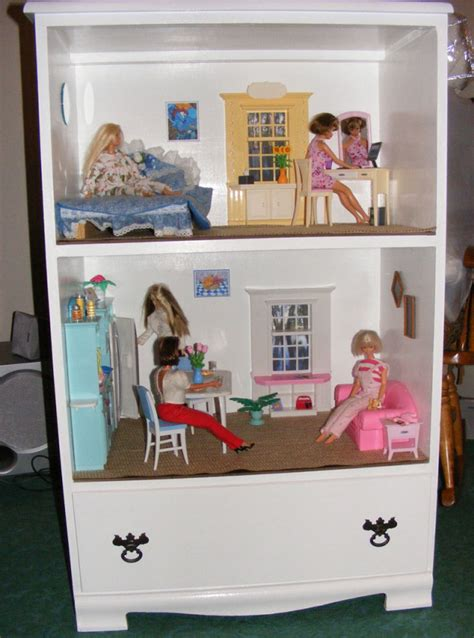 turn into doll turn an dresser into a doll house home design