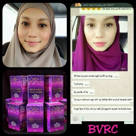 Collagen Bvrc bvr collagen maison collagen syiela