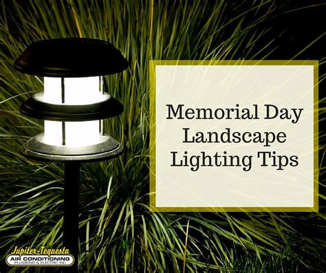 Landscape Lighting Tips Memorial Day Lighting Tips Landscape Lighting Jupiter Fl