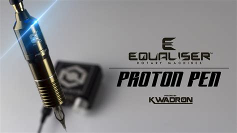 i tattoo electronic pen equaliser rotary tattoo machine proton pen by kwadron