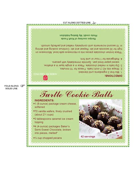 printable biscuit recipes free printable christmas cookie recipe easy no bake