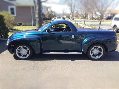 car owners manuals for sale 2005 chevrolet ssr regenerative braking 2005 chevrolet ssr for sale 1876907 hemmings motor news