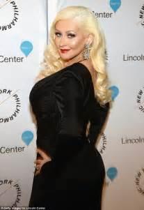 Draping Dress Christina Aguilera Strolls With Fianc 233 Matthew Rutler