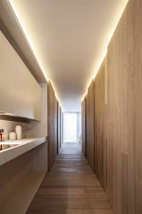 Wandbeleuchtung Flur by Moderne Flurgestaltung Und Beleuchtung Freshouse