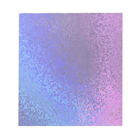 light shades of purple shades of light blue and purple notepad zazzle