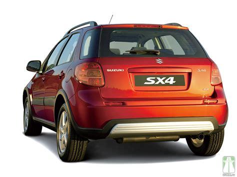 Suzuki X4 Specs Suzuki Sx4 Specifications Description Photos