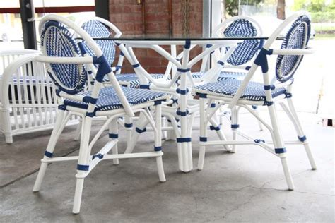 glass base table ls cane rattan and wicker indoor and outdoor furniture stores
