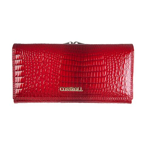 hawaii expensive croc pattern leather wallet genuine leather alligator pattern women wallet luxury
