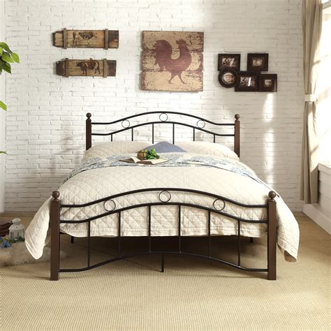 bedroom furniture oxford oxford creek nob hill full platform bed home furniture
