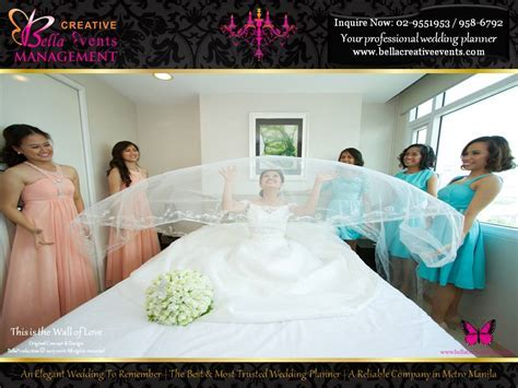 Affordable Wedding Package by BellaCreativeEvents