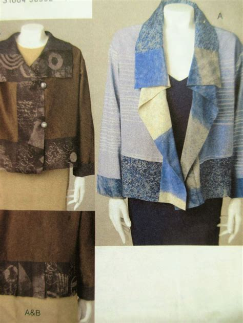 sewing pattern unlined jacket top 78 ideas about vintage vogue designer patterns on