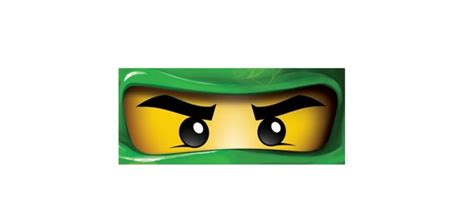 Lego Ninjago Eye Stickers Goody  Ee  Gift Ee   Treat Favordy