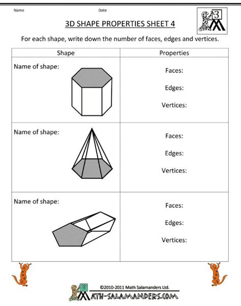 printable math worksheets faces edges and vertices all worksheets 187 geometry faces edges vertices worksheets