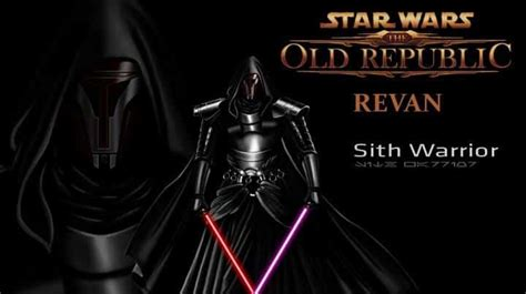 Revan Wars The Republic listen wars the republic revan
