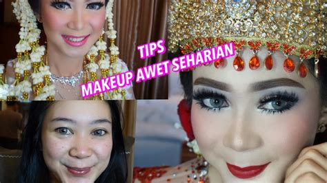 tutorial make up artis wardah tutorial makeup pengantin awet dan tahan lama cara pasang