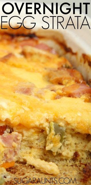 egg strata casserole 1000 ideas about egg strata on pinterest strata recipes