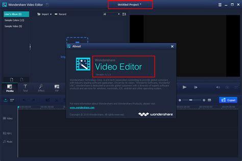 wondershare video editor 3 1 6 0 full version free download wondershare video editor 5 1 3 full version 2015