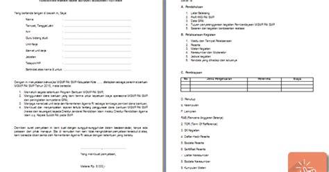 format biodata narasumber berkas penerimaan bantuan pemberdayaan mgmp pai smp 2015