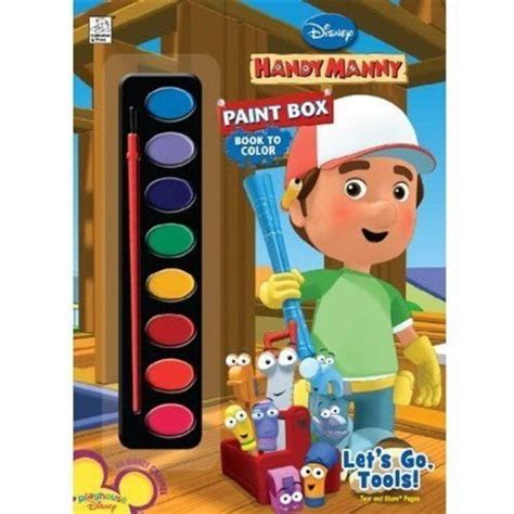 Handy Manny Paint 58 best images about toys arts crafts on
