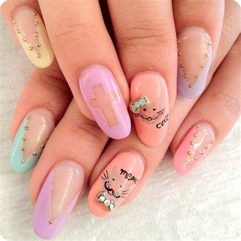 Cool Nail Designs Easy by 110 Nail Design Ideas For Creative Nail Designers